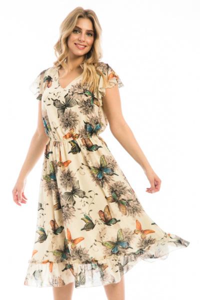 Платье, П-468/3